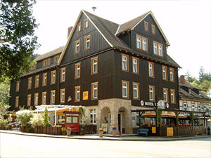 Unser Hotel Forelle